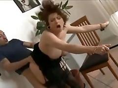 Италийский чувак занимается сексом со своей старой знакомой