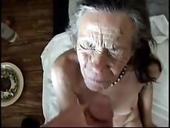 Порно ото первого лица со старой женщиной